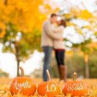 21 Fall Save The Date Ideas For Your Autumn Wedding