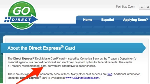 """""""Direct Express Card Fraud Investigation"""