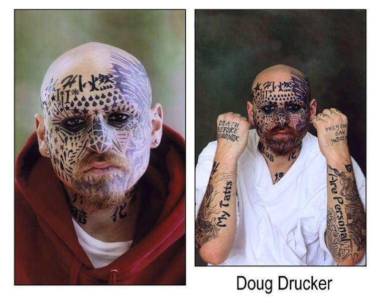 Actor Doug Drucker