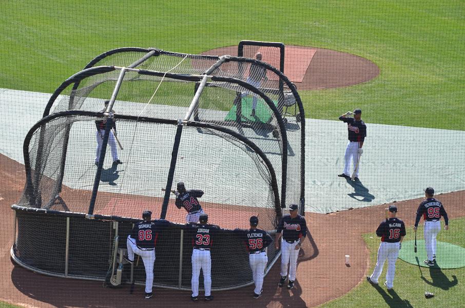 #JaysST March-8-2013-@Braves (1 of 18)