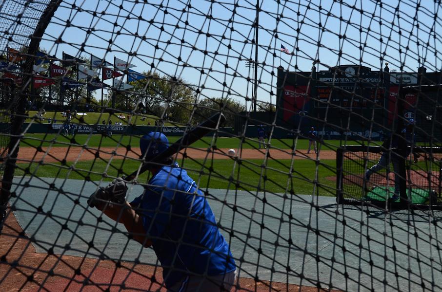 #JaysST March-8-2013-@Braves (12 of 18)