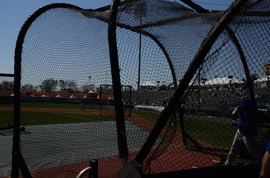 #JaysST March-8-2013-@Braves (15 of 18)