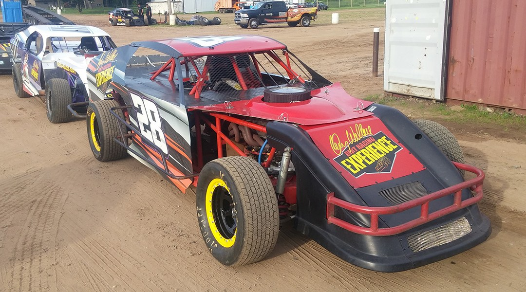 Drive a Dirt Car at Plymouth Speedway August 27th & 28th for only $89!