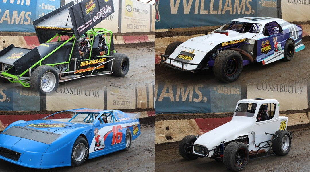 Drive a Dirt Car at Legion Speedway July 16th for only $89!