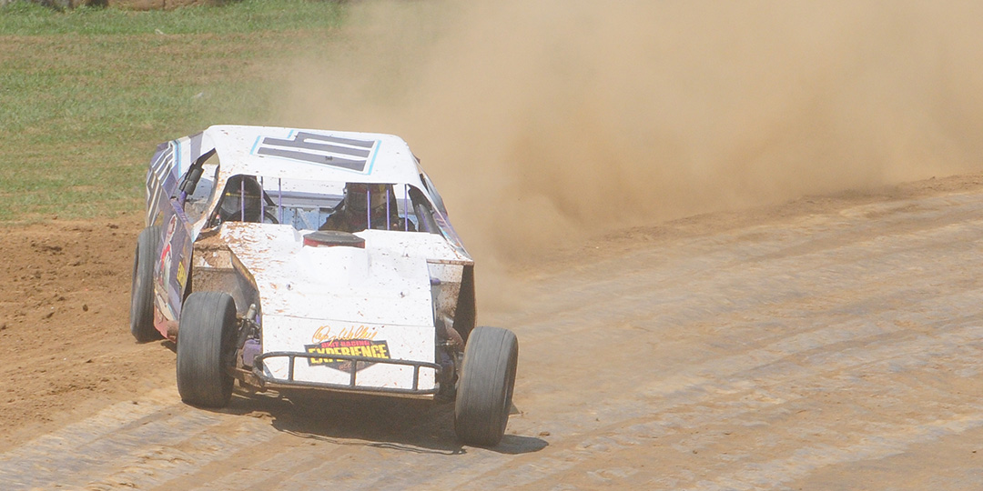 Drive a Dirt Car at Paragon Speedway July 10th for only $89!