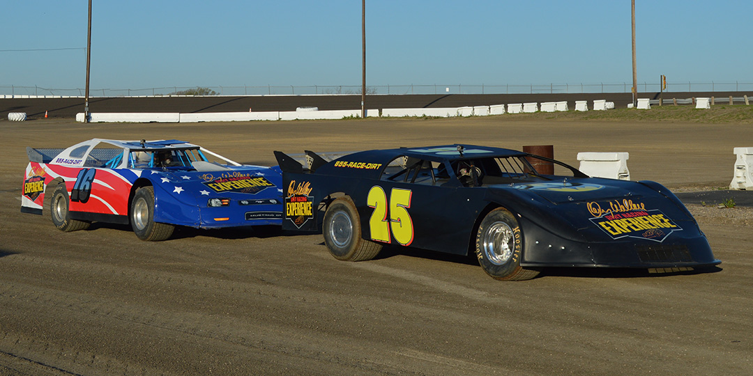 Drive a Dirt Car at Oshkosh Speedzone Raceway July 16th for only $89!