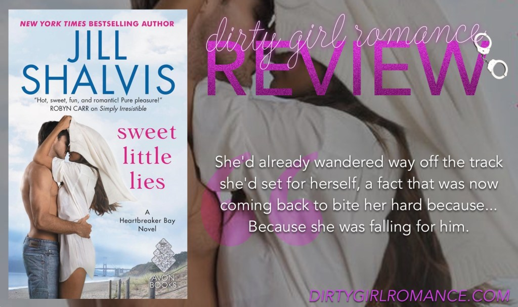 sweet little lies-DGR Review