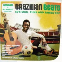 VA - Brazilian Beats (60's Soul, Funk and Samba Rap)