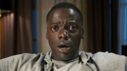 "This image released by Universal Pictures shows Daniel Kaluuya in a scene from, ""Get Out."" (AP)"