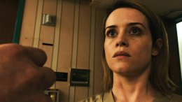"""This image released by Bleecker Street shows Claire Foy in a scene from """"Unsane."""" (Bleecker Street via AP)"""