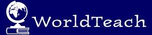 WorldTeach logo