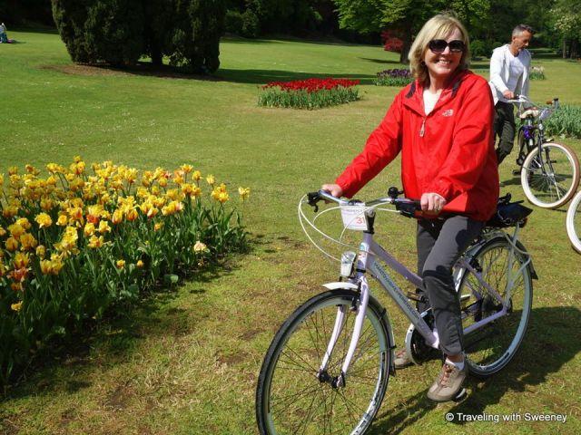 Catherine Sweeney, Traveling with Sweeney