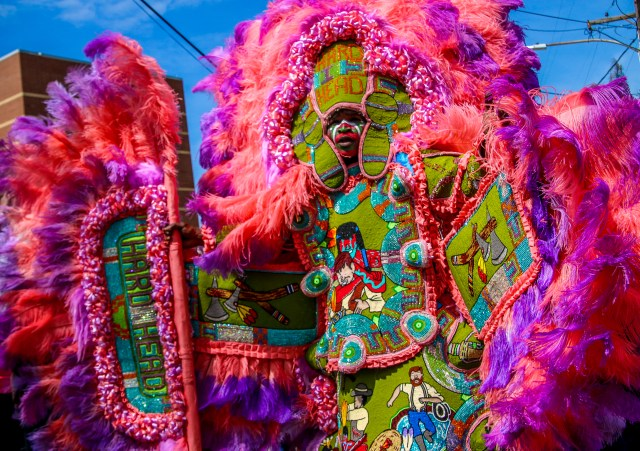 Best Festivals: Mardi Gras Indian