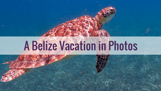 A Belize Vacation in Photos