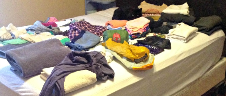 I Got 99 Problems but Overpacking Ain't One