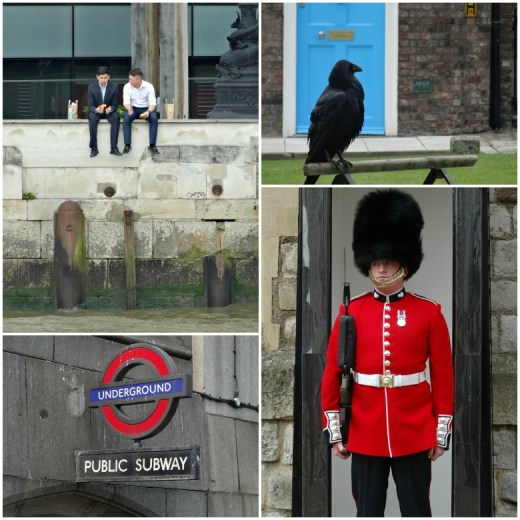 london collage 1