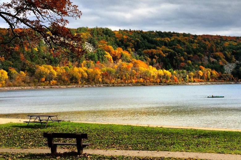 Devil's Lake State Park - Baraboo, Wisconsin