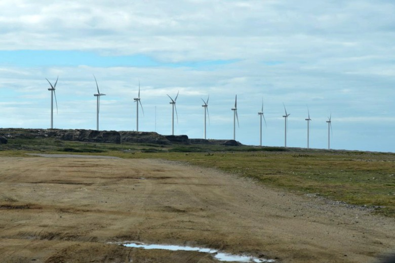 Windmills in Aruba