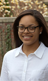 Danielle Pingue, Class of 2013 (Photo by Denise Applewhite)
