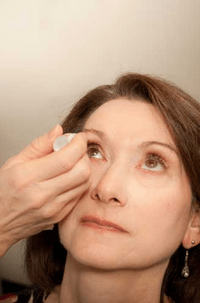 taking control of glaucoma - eyedrops