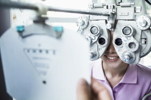 visual acuity eye exam