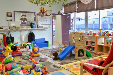 Infant/Young Toddler Room