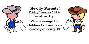 Western Day!