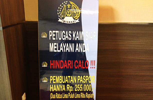 cara aplikasi paspor online