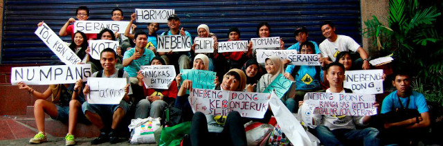 Hitchhiker Indonesia team