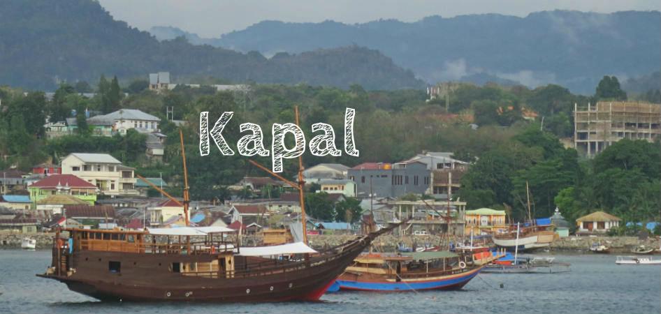 Indonesian Language Kapal
