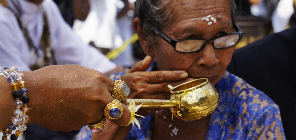 ceremony royal cremation