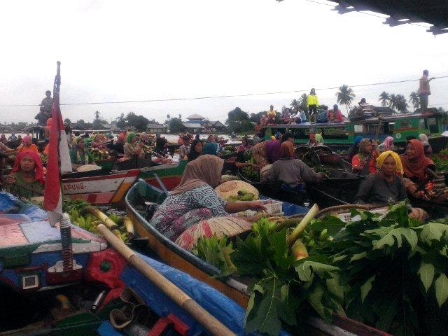 floating market banjarmasin