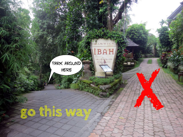 how to get to campuhan hill