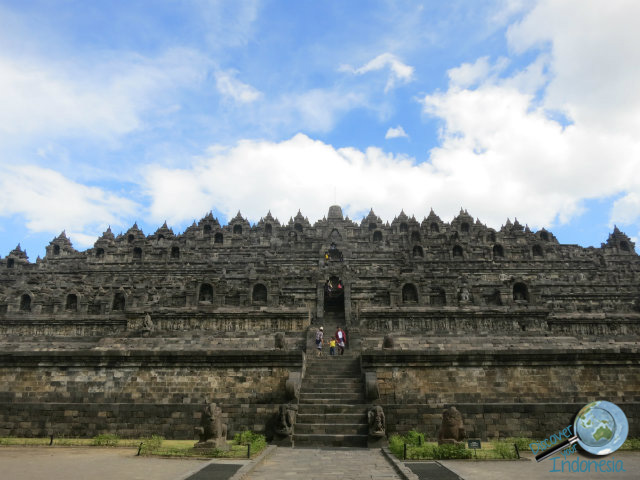 things to do Yogya temple borobudur
