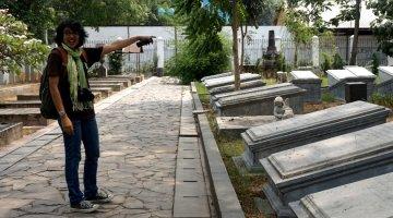 Olive Bendon travel blogger indonesia
