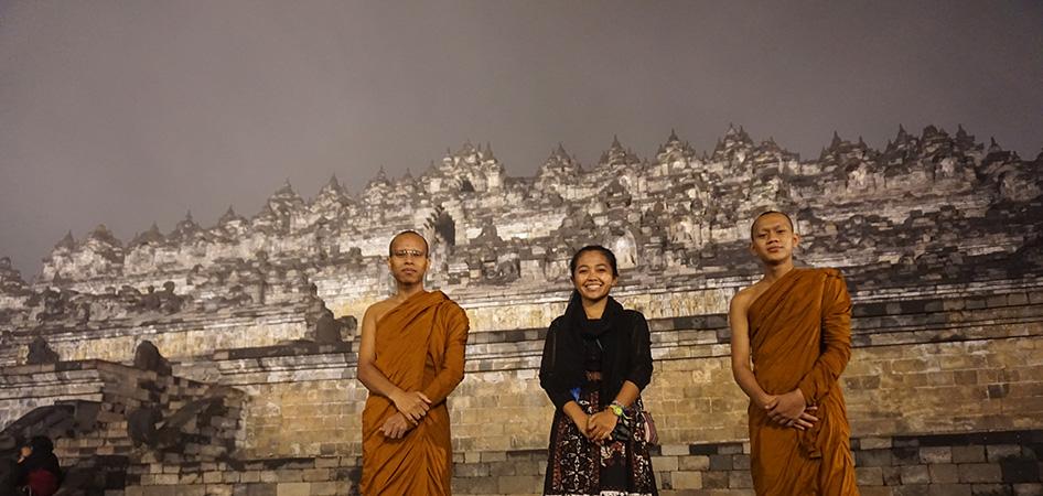 Borobudur 200 years discovery celebration