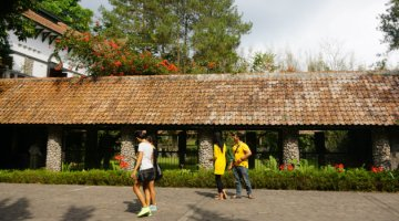 learning javanese culture in a museum
