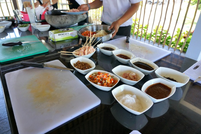 what to do in south Bali - do cooking class