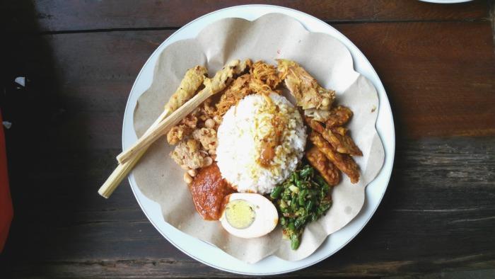 Nasi Campur Warung Bahagia