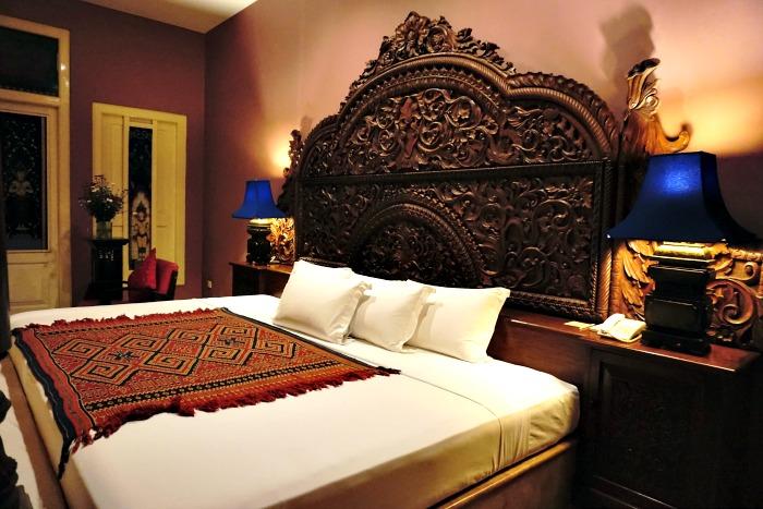 Apsara Suite bed