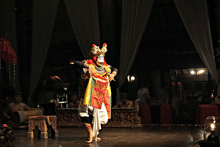 Thursday Cultural Evening at Tugu Hotel Bali