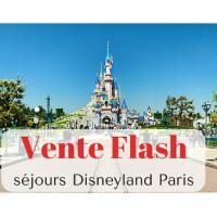 Vente flash Disneyland Paris à 45 % + gratuit pour les enfants
