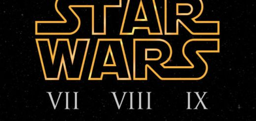 Star Wars Episode 7 8 9 Poster