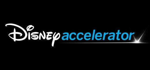 Disney Accelerator Tech Start Program Logo