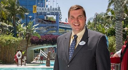 Jon Storbeck Disneyland Executive Knotts Berry Farm Hiring