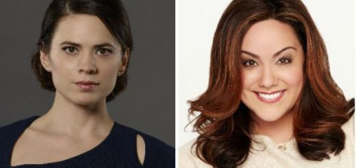Hayley Atwell Katy Mixon Leading Ladies ABC New Shows Conviction American Housewife