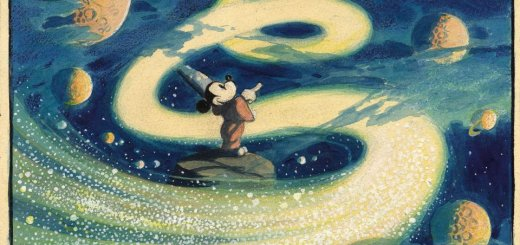 The Walt Disney Film Archives: The Animated Movies 1921 – 1968 TASCHEN Sorcerer Mickey Mouse Fantasia