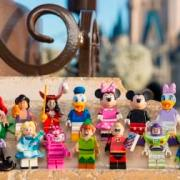 New Disney LEGO Minifigures Coming in September