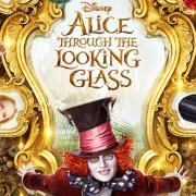 "Disney Releases IMAX ""Alice Through the Looking Glass"" Trailer"
