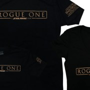 New Star Wars Rogue One TShirts Coming to Disney Parks